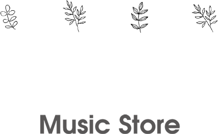 Music Store ロゴ